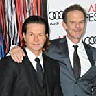 Mark Wahlberg and Peter Berg at an event for Patriots Day (2016)
