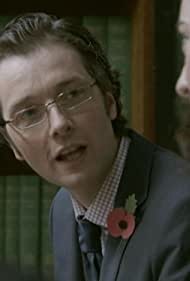 Chris Addison in The Thick of It (2005)