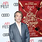 Carter Burwell at an event for The Ballad of Buster Scruggs (2018)
