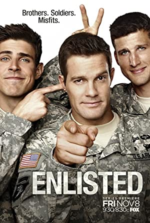 Where to stream Enlisted