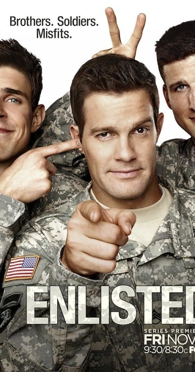 Enlisted (TV Series 2014) - IMDb