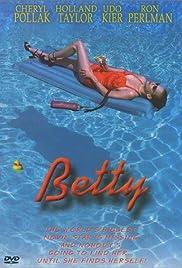 Betty Poster