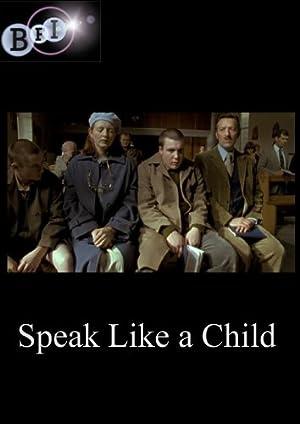 Where to stream Speak Like a Child