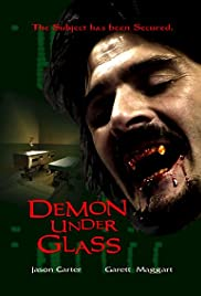 Demon Under Glass Poster