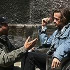 Colin Farrell and Danis Tanovic in Triage (2009)