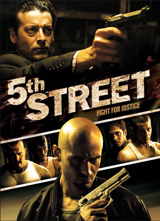 دانلود زیرنویس فارسی فیلم 5th Street