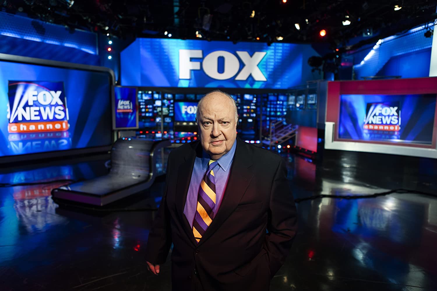 Roger Ailes in Divide and Conquer: The Story of Roger Ailes (2018)