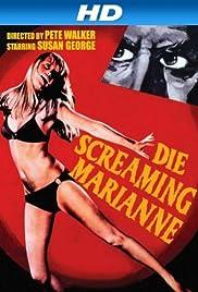 Die Screaming Marianne(1971) Poster - Movie Forum, Cast, Reviews
