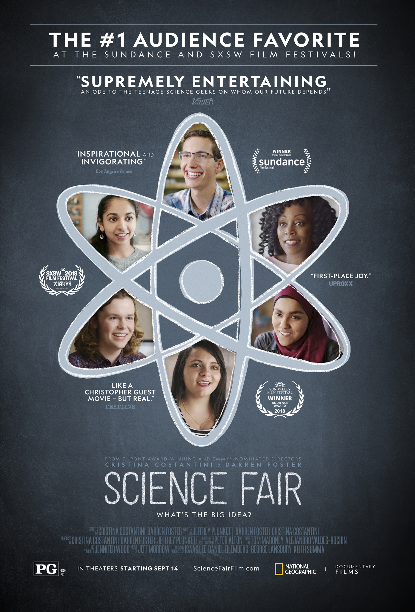 Image result for science fair documentary