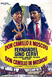 Il compagno Don Camillo (1965) Poster - Movie Forum, Cast, Reviews
