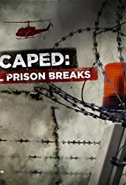 I Escaped: Real Prison Breaks Poster