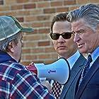 Treat Williams, Ryan Merriman, and Timothy J. Ryan in The Congressman (2016)
