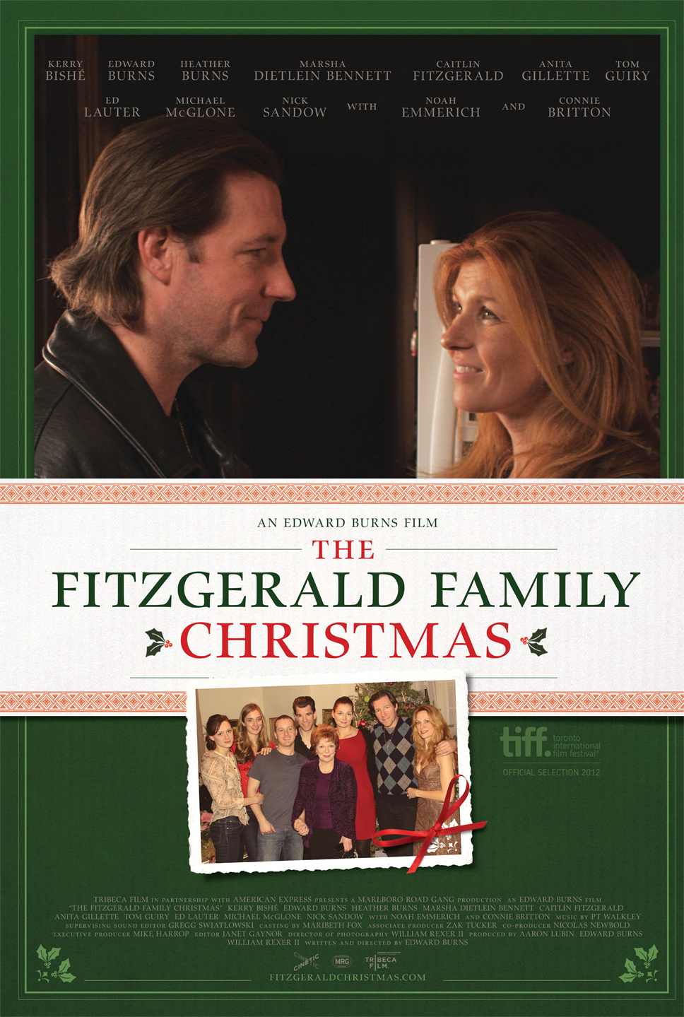 the fitzgerald family christmas 2012 imdb - Fitzgerald Christmas