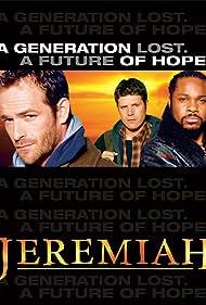 Sean Astin, Luke Perry, and Malcolm-Jamal Warner in Jeremiah (2002)