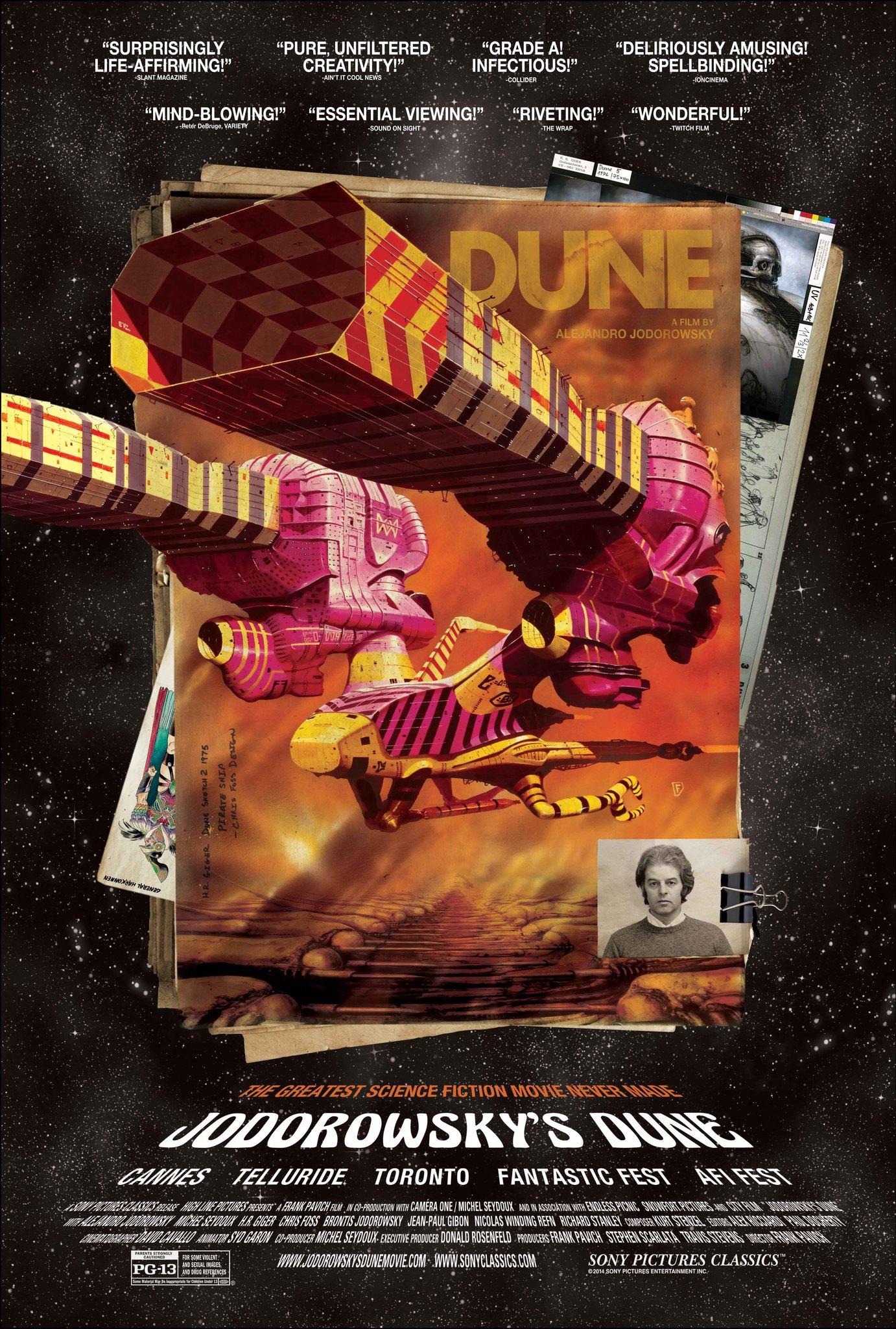 Jodorowsky's Dune (2013) - IMDb