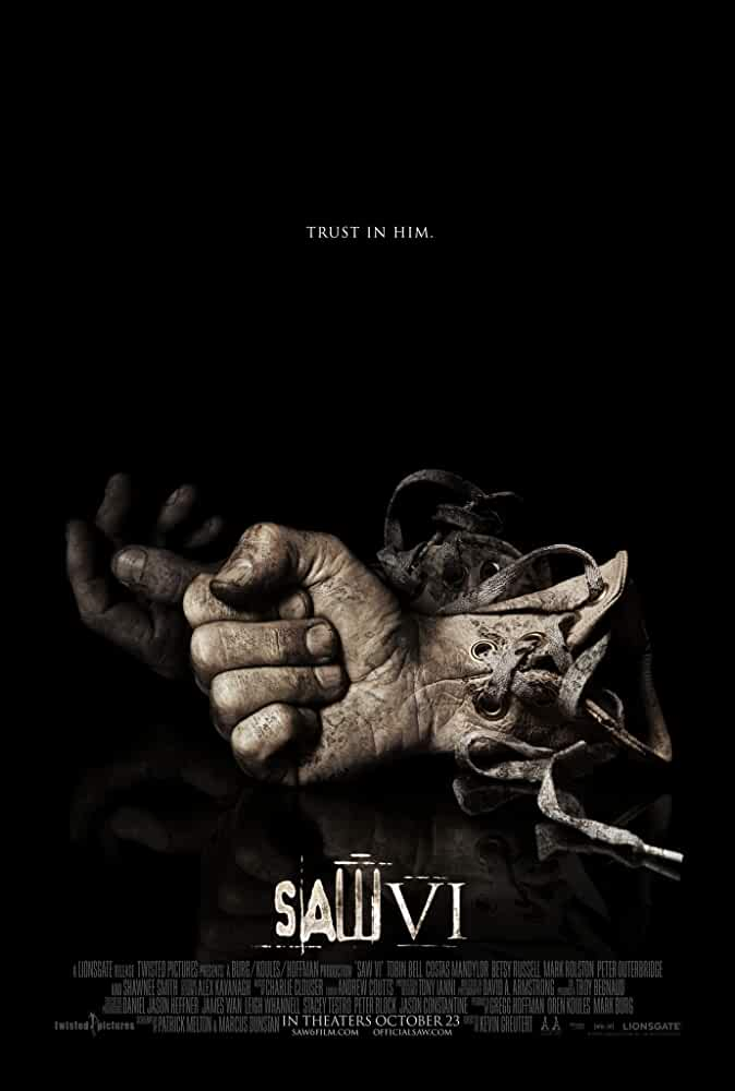 Saw 6 (2009) English | x265 bluray | 720p | 480p | Download | Watch Online | GDrive | Direct Links
