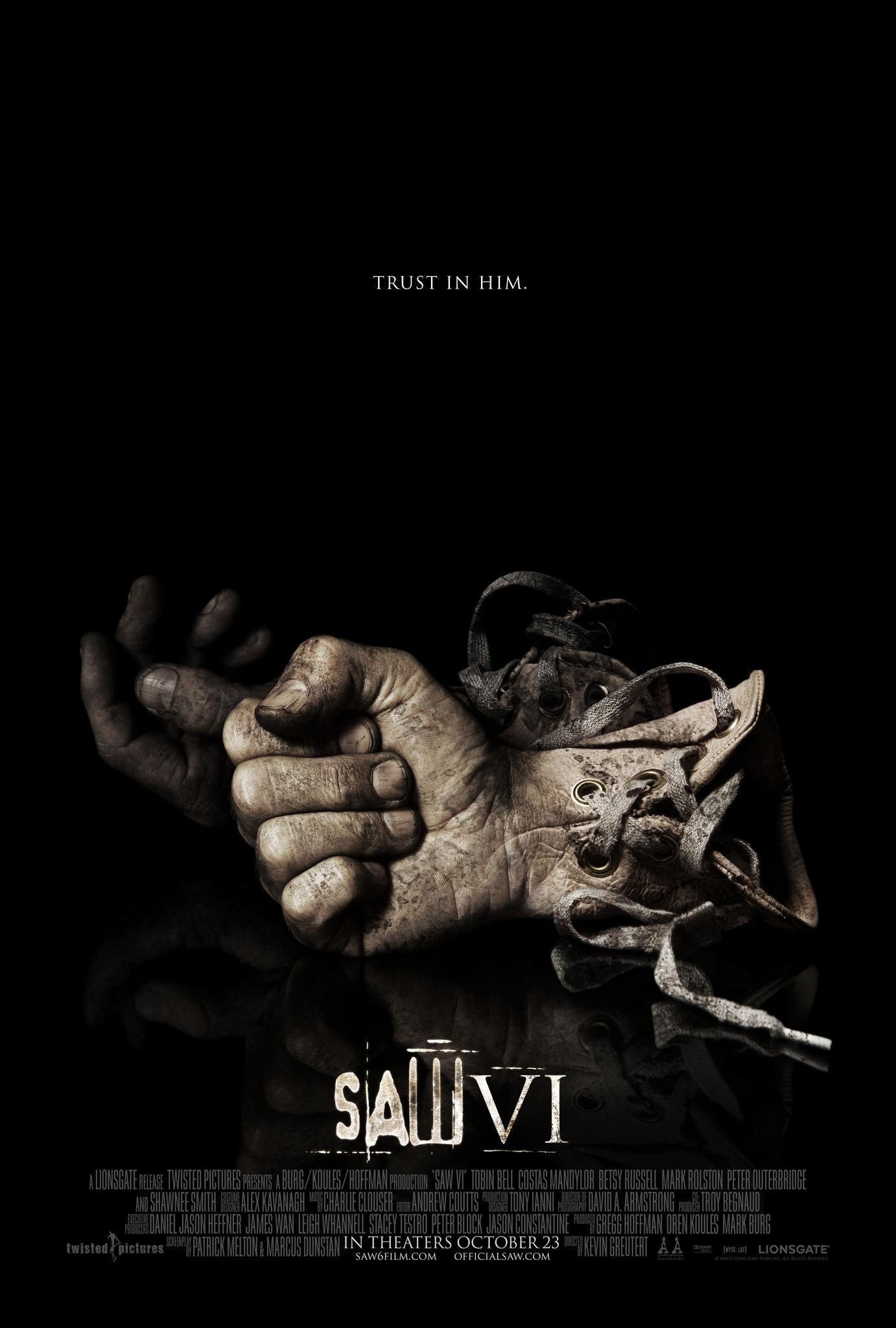 Saw VI (2009) BluRay 720p & 1080p