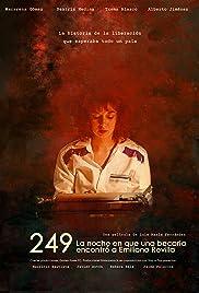 249. La noche en que una becaria encontró a Emiliano Revilla Poster