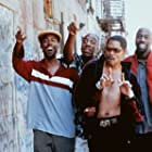 Chris Rock, Lance Crouther, Mario Joyner, and J.B. Smoove in Pootie Tang (2001)