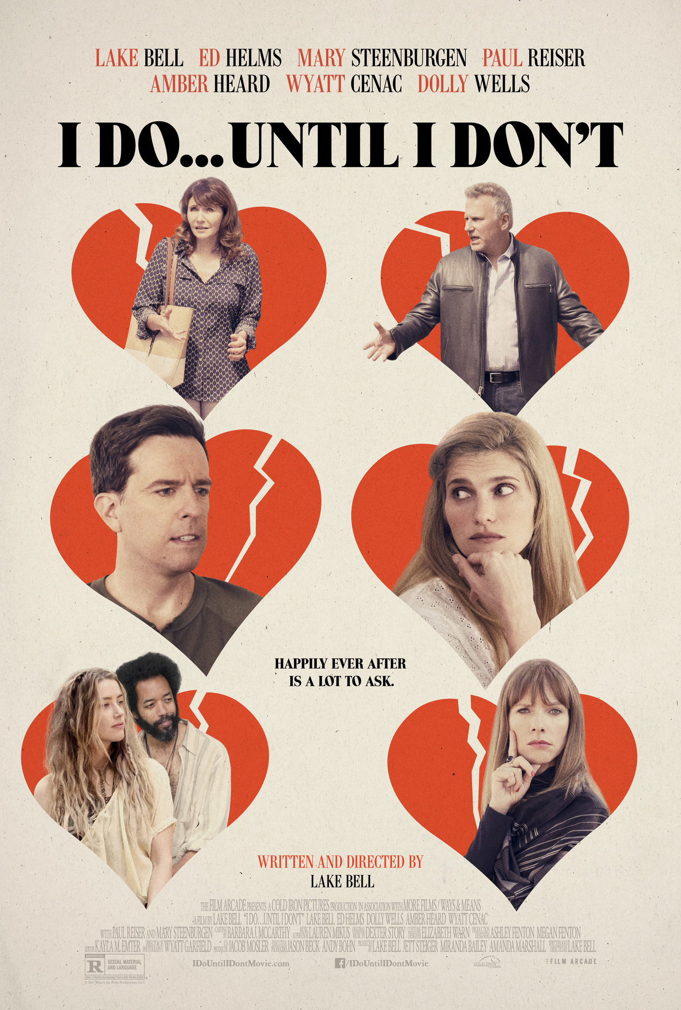 I Do... Until I Don't (2017) WEBRip 720p