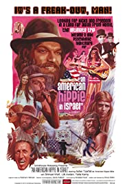 An American Hippie in Israel (1972) 720p