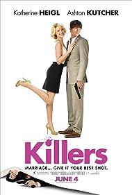 Katherine Heigl and Ashton Kutcher in Killers (2010)