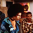 Pam Grier and Bob Minor in Foxy Brown (1974)