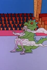 Reptar on Ice/Family Feud Poster