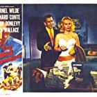 Richard Conte and Jean Wallace in The Big Combo (1955)