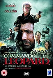 Kommando Leopard (1985) Poster - Movie Forum, Cast, Reviews