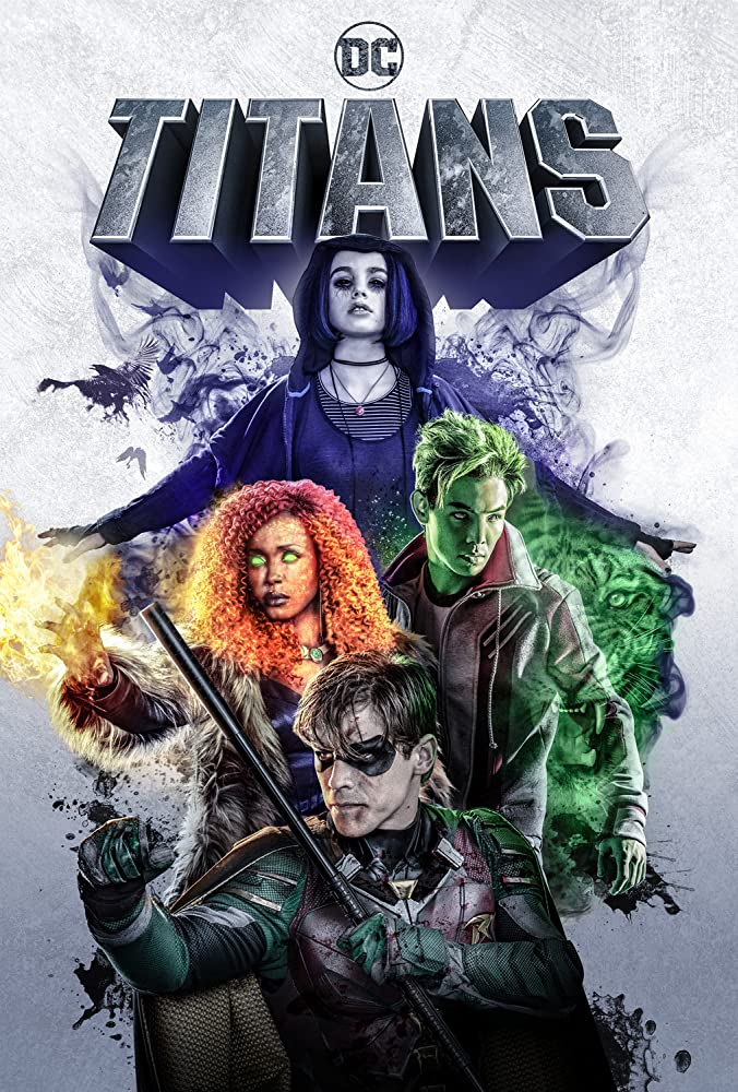 Titans English S1 Episode 1 720p Web-DL x264 400MB