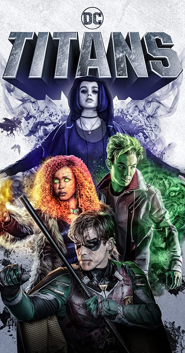 Titans (TV Series 2018– ) - IMDb