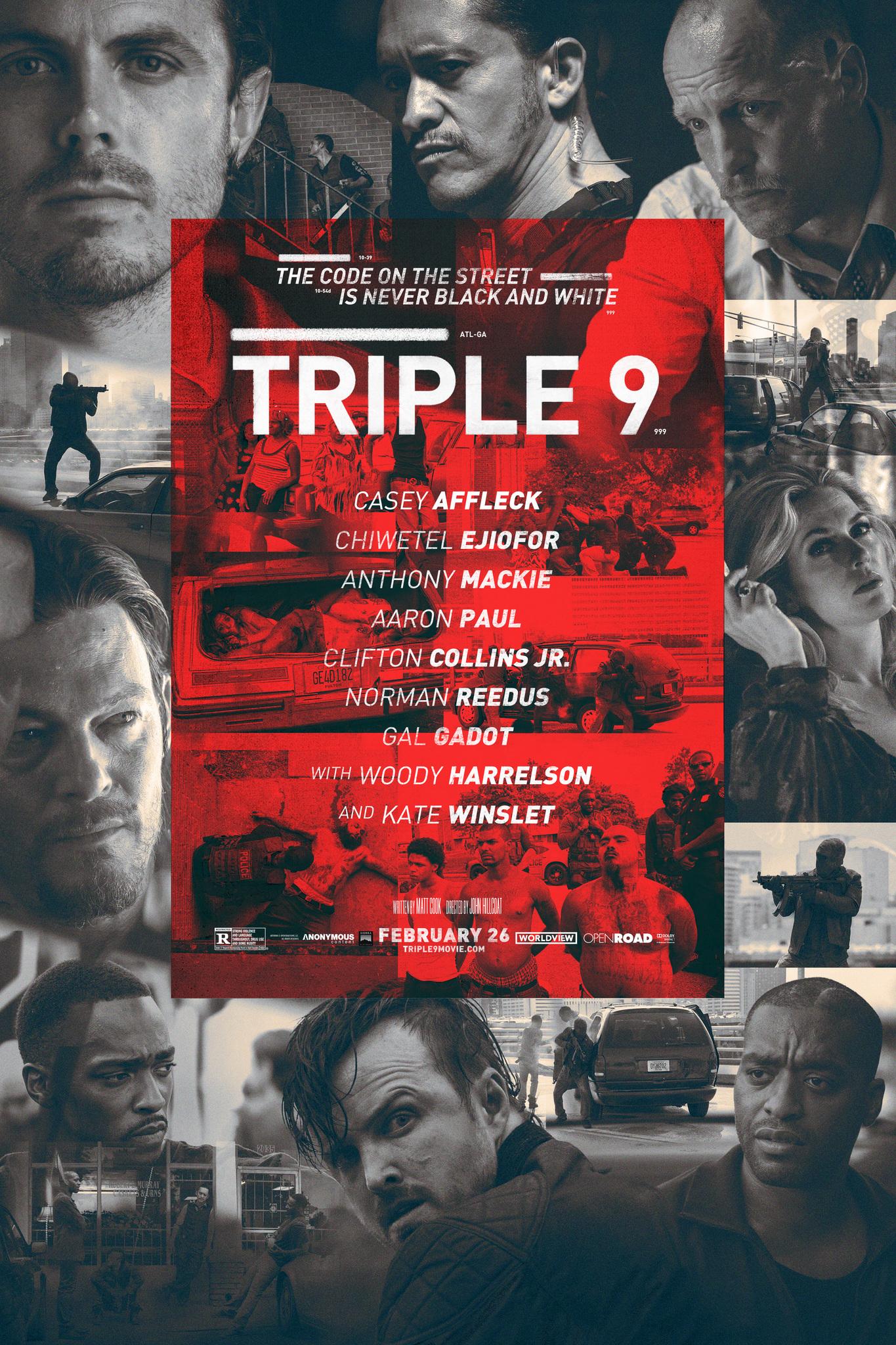 Triple 9 (2016) - IMDb