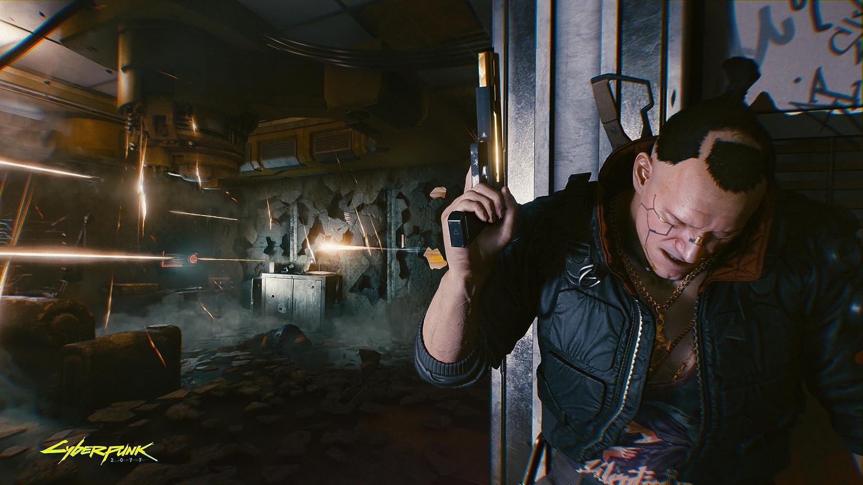 Game Cyberpunk 2077 2019 100
