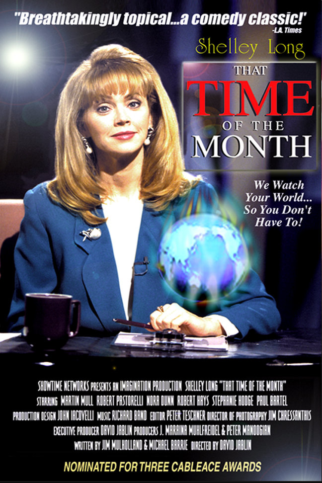 Shelley Long in Basic Values: Sex, Shock & Censorship in the 90's (1993)