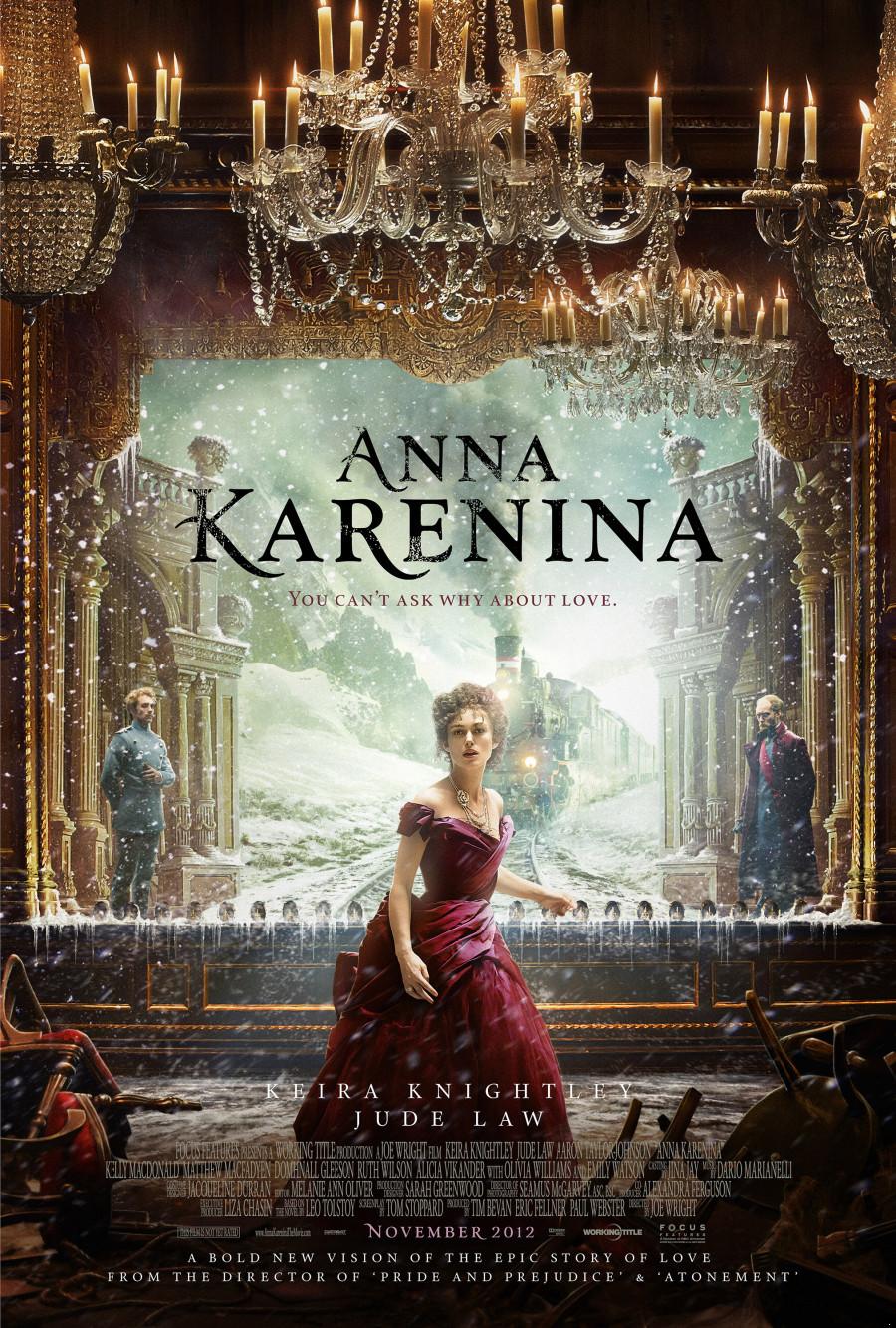 Anna Karenina (2012) BluRay 480p, 720p & 1080p