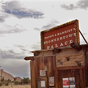The Pioneertown Palace by none