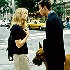 Monica Potter and Freddie Prinze Jr. in Head Over Heels (2001)