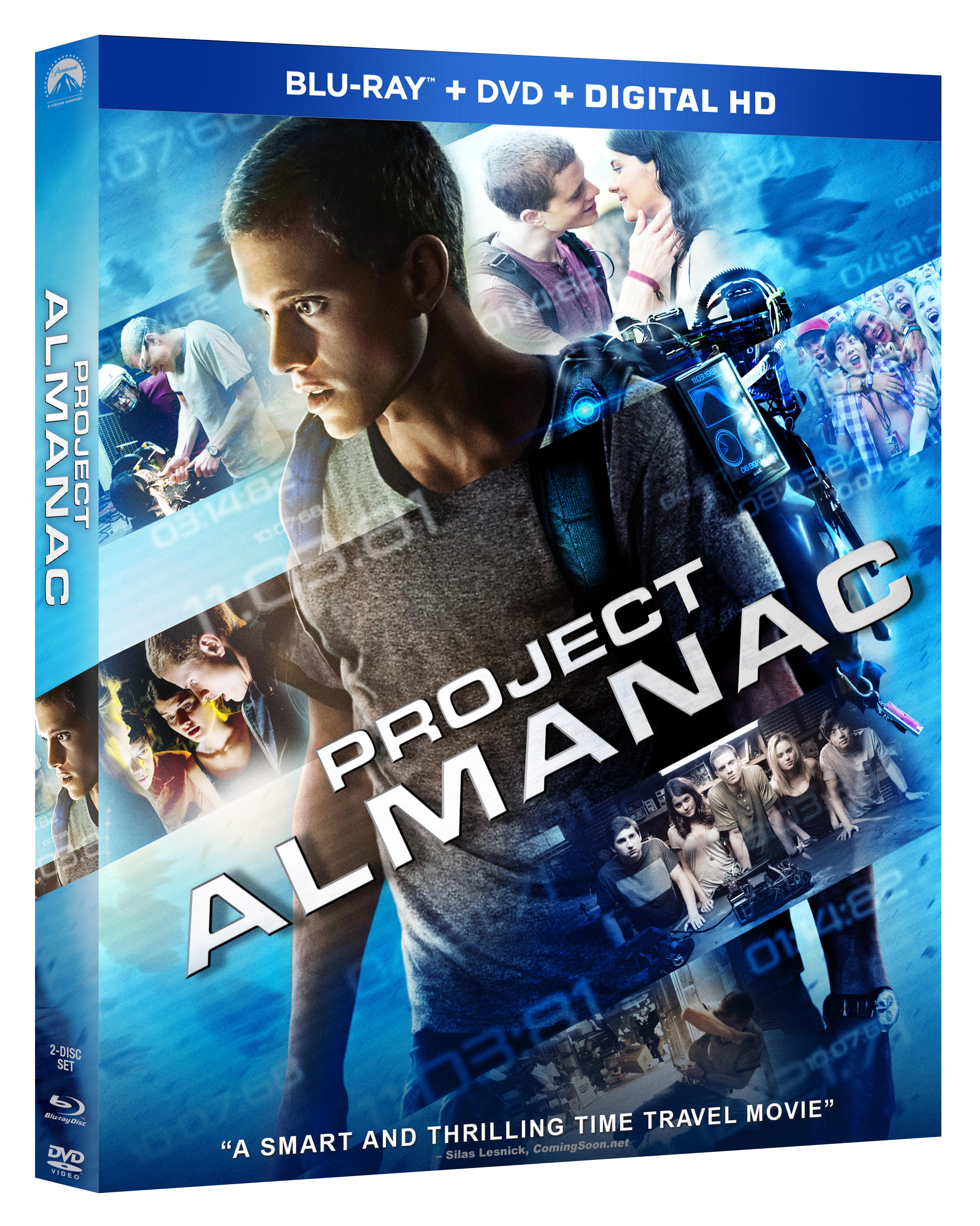 Jonny Weston in Project Almanac (2015)
