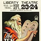 Theodore Roberts in The Ten Commandments (1923)