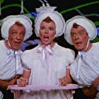 Fred Astaire, Jack Buchanan, and Nanette Fabray in The Band Wagon (1953)