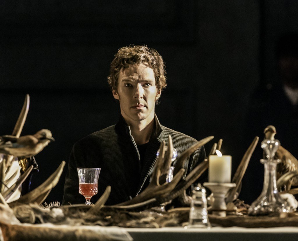 Benedict Cumberbatch in National Theatre Live: Hamlet (2015)