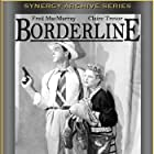 Fred MacMurray and Claire Trevor in Borderline (1950)