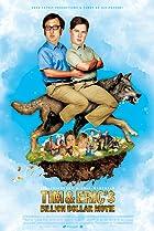 Tim and Eric's Billion Dollar Movie (2012) Poster