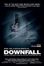 Downfall (2004) Poster - Movie Forum, Cast, Reviews