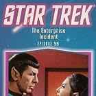 Leonard Nimoy and Joanne Linville in Star Trek (1966)
