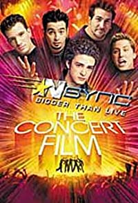 Primary photo for NSync: Bigger Than Live
