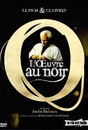L'oeuvre au noir(1988) Poster - Movie Forum, Cast, Reviews