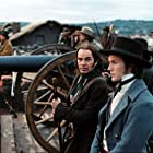 Billy Bob Thornton and Patrick Wilson in The Alamo (2004)