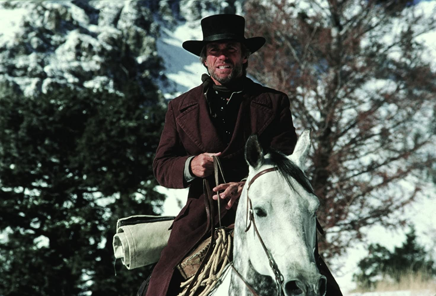 Clint Eastwood in Pale Rider (1985)